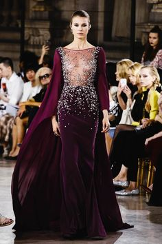 Fall/Winter 2016-17 Georges Hobeika - Haute Couture