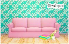 10 Kaputt Geliebt wallpapers TS4 really lack colorful patterned wallpapers, so I was super happy when Kaputt Geliebt gave me permission to convert her beautiful walls! :) There's 10 wallpapers in...