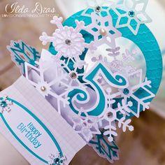 handmade frozen invitations - Google Search