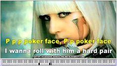 Lady Gaga Poker Face Karaoke Version - Similar Youtube Video