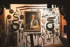 Shepherds Hut, Frame, Painting, Home Decor, Art, Picture Frame, Art Background, Decoration Home, Room Decor