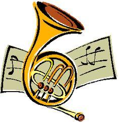 the french horn 21 jpg 500 405 music pinterest french horn rh pinterest com christmas french horn clipart christmas french horn clipart