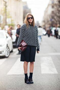 25 Ways to Wear Midi Skirts | StyleCaster