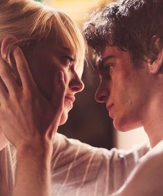 The Amazing Spider-Man (2012), go see it, these two have so much chemistry <3