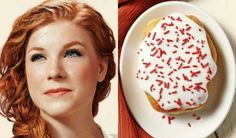 Donut Doubles, Portraits of People Who Look Like Donuts