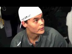 Bruins goalie Tuukka Rask speaks on the first few days of Training Camp