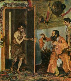 The Prodigal Son - Max Slevogt