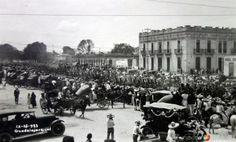 Desfile Septembrino del 16 de Septiembre de 1923.