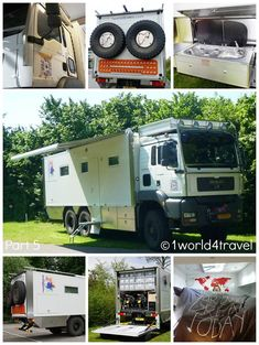 Unicat Terracross Expedition Vehicle | Transport. Campers and ...