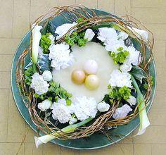 Spring Nest Centerpiece