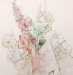 """Twenty-five Hand Drawings"" - Gustav Klimt. Gustav Klimt, Klimt Art, Character Art, Character Design, Art Auction, Famous Artists, Japanese Art, Portrait, Original Artwork"