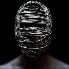 Wired by Luca Pierro mask