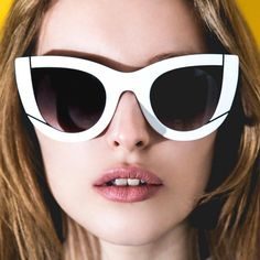 e54255d28222c Instant movie star vibes when wearing WAVVY by Thierry Lasry ⭐📸. Optical  Connection