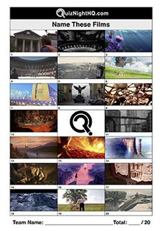 These movie stills will test the movie buffs attending your next quiz. The perfect trivia picture round to keep your attendees engaged! Picses Facts, Quizzes And Answers, Still Picture, Trivia Questions, Famous Faces, The Body Shop, Be Still, Night, Link