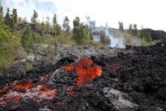 Lava Flows From Hawaii's Kilauea Volcano - The Atlantic