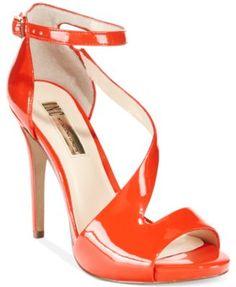 7ba7d2db3cc INC International Concepts Women s Suzi High Heel Platform Sandals Shoes -  Sandals   Flip Flops - Macy s
