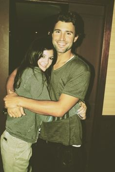 Kylie and Brody Jenner behind the scenes of Keeping Up With The Kardashians. #KUWTK