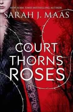 A court of thorns and roses by Sarah Maas ---- Dragged to a treacherous magical land she only knows about from stories, Feyre discovers that her captor is not an animal, but Tamlin, a High Lord of the faeries. As her feelings toward him transform from hostility to a fiery passion, the threats against the faerie lands grow. Feyre must fight to break an ancient curse or she will lose Tamlin forever. (May)