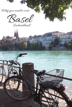9 Reasons To Visit Basel, Switzerland: A Haven On The Rhine. This compact city has a mishmash of architecture, delicious chocolate and other local treats, fairytale streets and you the most unique commute to work in Europe - and you can join the locals floating down the Rhine!  Europe travel   Switzerland cities   Things to do in Basel   City guide   Eating in Basel   European local food   Where to stay in Basel   Basel trip   Reasons to visit Basel