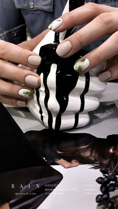 Gelish Nails, Manicure And Pedicure, Hot Nails, Hair And Nails, Nails Now, Nails 2017, Magic Nails, Nail Games, Perfect Nails