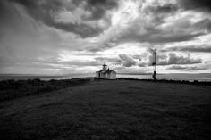 An old lighthouse. By Tim Durkan, Your Take
