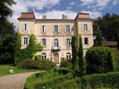 Chateau - Gers - for sale /what a dream house.  I would love to see inside!