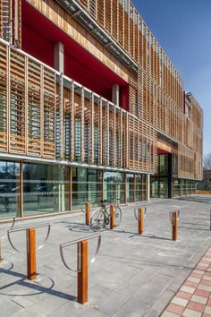 Compiègne Universidad de Tecnologías / Ameller Dubois & Associés