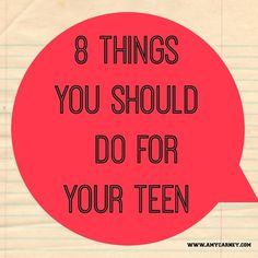 8 Things you Should Do for your Teen Adult Children, Kids, The Fam, Parenting Teens, Motivate Yourself, Love And Marriage, Life Skills, Insight, Advice