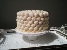 Truffleld Cake