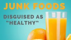 "4 ""Health Foods"" That Are Actually Junk Foods in Disguise"
