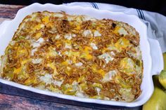 The slightly sweet squash and onions are a nice contrast with the creamy savory filling in this blue ribbon winning casserole recipe. Try it tonight! Summer Squash Casserole, Yellow Squash Casserole, Greenbean Casserole Recipe, Casserole Recipes, Recipe Using Yellow Squash, Squash Recipe, Homemade Rolls, Vegetarian Recipes Dinner, Dinner Recipes