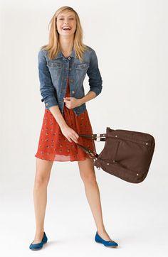 BP. Jacket & Lush Dress