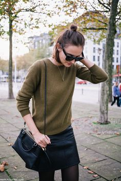 """inspirationnstyle: """" Source : Polienne.com """""""