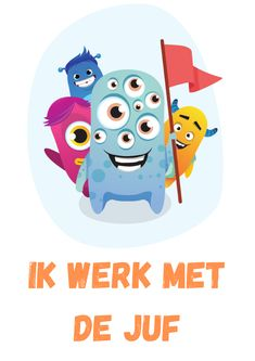 Driesporenbeleid met de monstertjes van ClassDojo - Downloadbaar lesmateriaal - KlasCement School Posters, Carl Jung, Back To School, Illustration Art, Classroom, Maria Montessori, Teaching, Amigurumi, Event Posters