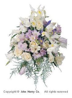 Purple Wedding Bouquets - Bouquet Galleries of Photos