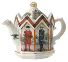 James Sadler Teapots - Tower of London Heritage http://www.englishteastore.com/sadler-teapots-tower-london-heritage.html