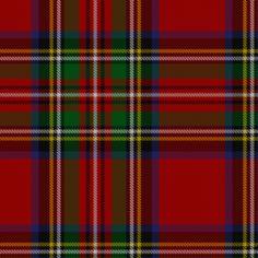 Scottish Tartan White Green Red Blue Reversible Ribbon 25mm *3 Sizes Avaliable*