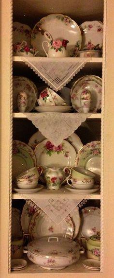 Cabinet full of love