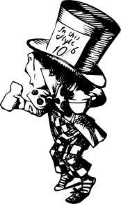 Mad Hatter 5 clip art - vector clip art online, royalty free & public domain