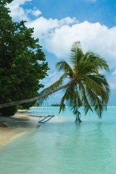 Paradise Swing, Maldives