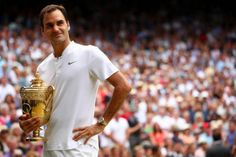 Everyone thinks about money, except Roger Federer - Former tennis icon