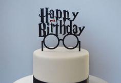 VENTE Joyeux anniversaire Harry Potter inspiré de gâteau