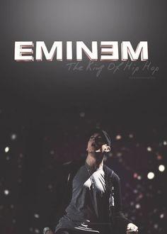 Eminem... The King of Hip-Hop