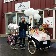 """Thanks for all the smiles"" In Trondheim by Christiania Bike, Cargo Bike, Trondheim, Tub, Baby Strollers, Instagram Posts, Baby Prams, Bathtub, Soaking Tubs"