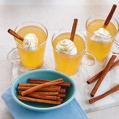Caramel Apple Cider - MyRecipes