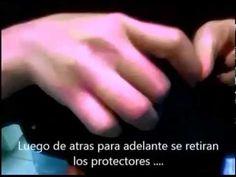 Protesis Capilares Lima Peru Mantenimiento y Limpieza Parte 2 - YouTube