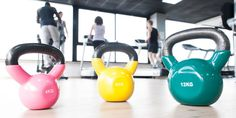 Awesome kettlebell exercises for beginners!