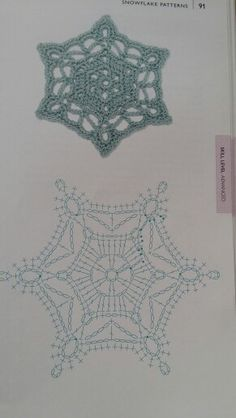 Snowflake 731