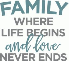 Silhouette Design Store - View Design family where life begins phrase Relationships Love, Relationship Advice, Publisher Clearing House, Standup Paddle Board, Sending Hugs, Begin, Silhouette Design, Silhouette Family, Silhouette Cameo