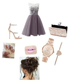 """weeding  style"" by stematecristina on Polyvore featuring Giuseppe Zanotti, Miss Selfridge, Michael Kors and Fiebiger"
